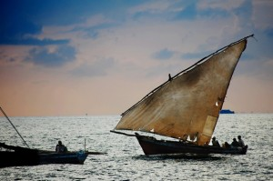 Fishing Dhows Bagamoyo