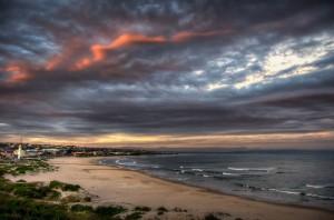 Jeffrey's Bay sunrise