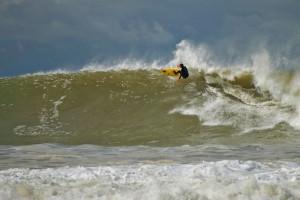 Kyle Thiermann surfing JBay