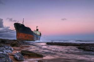 Sheffield Shipwreck